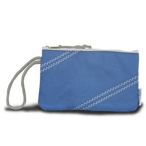 Chesapeake Sailcloth Wristlet