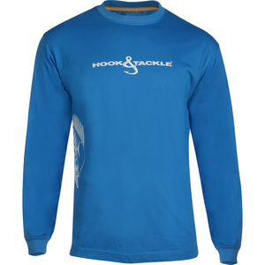 Men's Bull Dolphin Wrap Tech Tee
