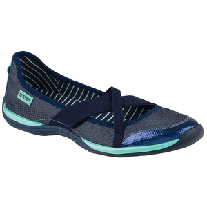 Women's Point Breeze X-Strap Shoes