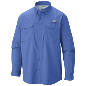 Men's PFG Blood 'n Guts™ III Long Sleeve Woven Shirt