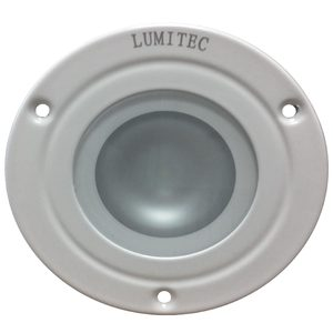 Shadow Utility Lights, White Finish