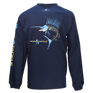 Men's Sailfish Action X-Ray Long Sleeve Tech Tee