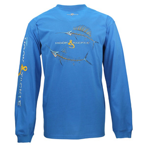 Men's Marlin and Sail X-Ray Long Sleeve Tech Tee