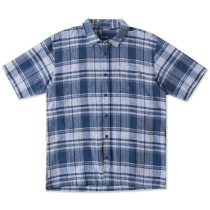 Men's Blue Water Woven Shirt