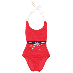 Women's Ahoy Matey One-Piece Swimsuit
