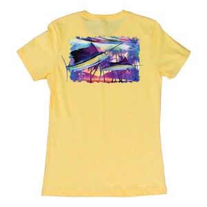 Women's Two Sail Short-Sleeved Tee