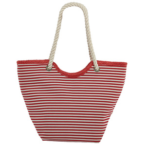 Women's Nautical Stripe Tote