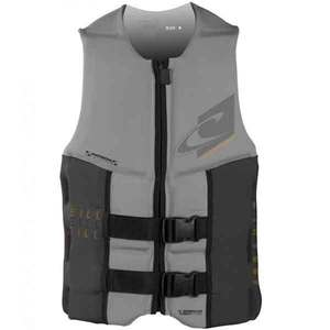 Assault Life Jacket, Gray/Charcoal
