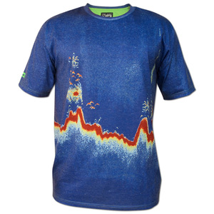 Men's Fish Finder Premium Tee
