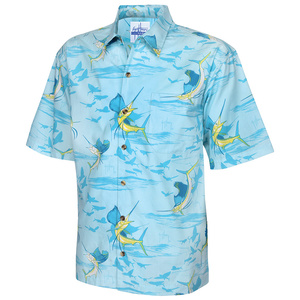 Men's Sailfish Shadow Woven Shirt