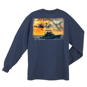 Men's Cruisin Long-Sleeve Tee