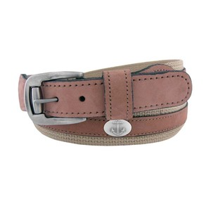 Men's Anchor Concho Belt