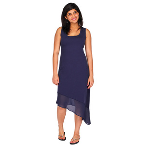Women's Scoop High-Low Tea Dress