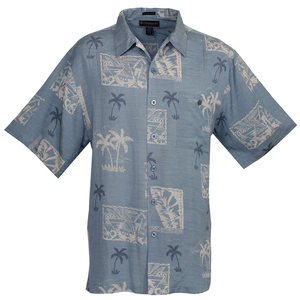 Men's Mixology Printed Woven Shirt