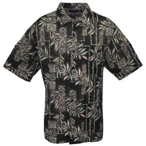 Men's Leaf Meadow Printed Woven Shirt