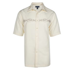 Men's Maro Leaves Shirt
