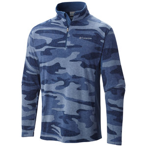 Men's Klamath Range™ Printed Half Zip Sweater