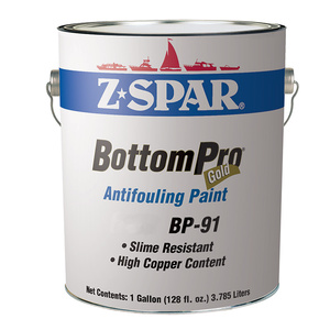 Z-Spar Bottom Pro Gold Rd