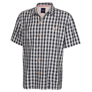 Men's Bring 'Em Gingham Camp Shirt