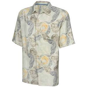 Men's Breaking Waves Camp Shirt
