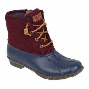 Women's Saltwater Quilted Duck Boots