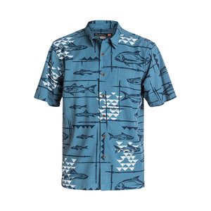 Men's Reelin' Short Sleeve Shirt