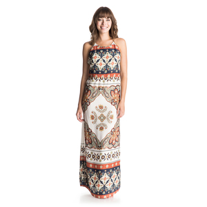 Women's Summer Fleet Maxi Dress