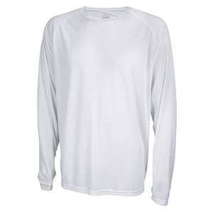 Men's Great White Long Sleeve Tech Tee