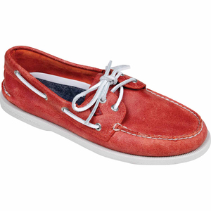 Men's Authentic Original White Cap Boat Shoe