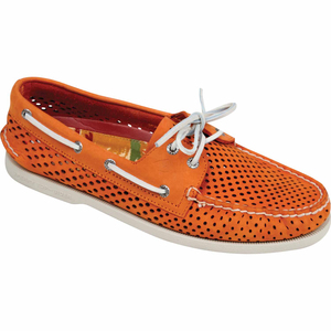 Men's Authentic Original Laser-Perforated Boat Mocs