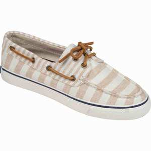 Women's Bahama Multi Stripe Shoes