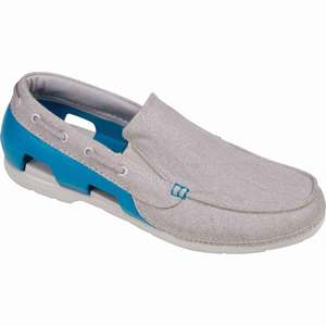 Men's Beachline Canvas Slip-On