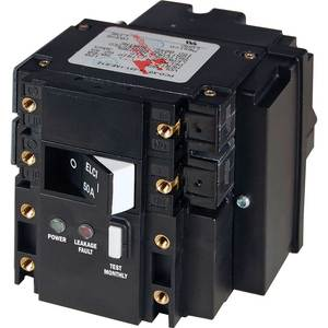 C-Series ELCI Main Circuit Breakers
