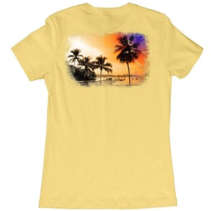 Women's Sundowner Short-Sleeved Tee