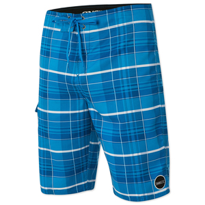 Men's Santa Cruz Plaid Shorts
