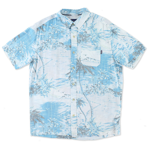 Men's Oahu Dos Short Sleeve Woven Shirt