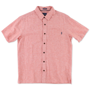 Men's Inlet Short Sleeve Woven Shirt
