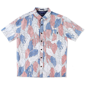 Men's Life Aquatic Short Sleeve Woven Shirt