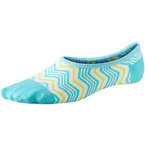 Women's Chevron Hidden Socks