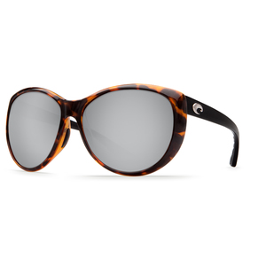 Women's La Mar Sunglasses with 580P Polarized, Mirrored Lenses