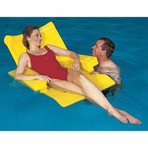 "Santa Barbara Pool Chair with 24"" Footrest"
