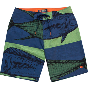 Men's Heads or Tails Boardshorts