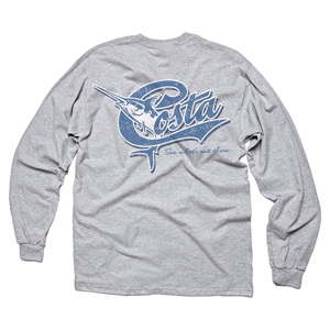 Men's Costa Retro Long Sleeve Shirt