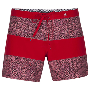 "Women's Phantom Printed 5"" Beachrider Shorts"