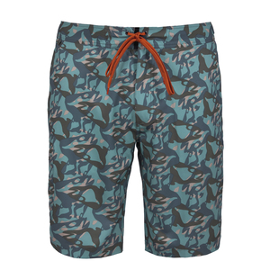 Men's Fish Head Boardshorts