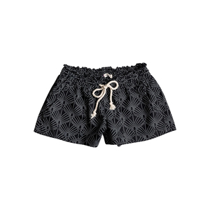 Women's Oceanside Printed Woven Shorts