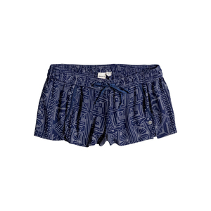 Women's Pony Tail Woven Shorts