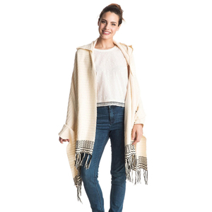 Women's Soul Searching Poncho