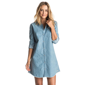 Women's Cat Island Denim Dress