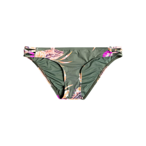 Women's Cast Away Floral 70's Bikini Bottoms